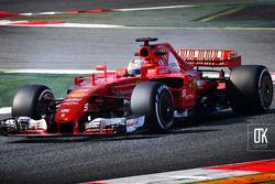 Ferrari 2007-2017 araç karması fantezi konsept tasarım