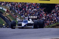 Ivan Capelli, Tyrrell 014 Renault Sport F1 Team