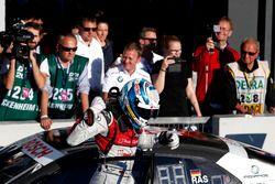 Le champion 2017, René Rast, Audi Sport Team Rosberg, Audi RS 5 DTM