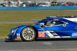 #90 Spirit of Daytona Racing Cadillac DPi: Tristan Vautier, Matt McMurry, Eddie Cheever III
