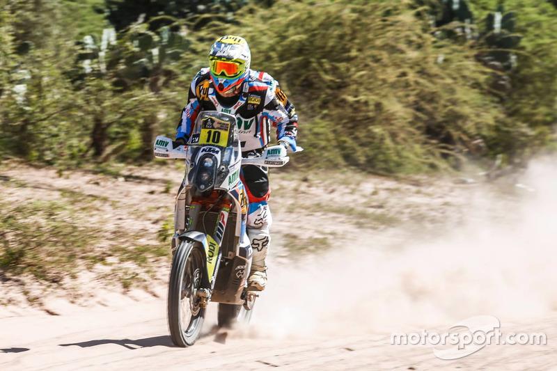 #17 Armand Monleón, KTM