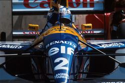 Winnaar Alain Prost, Williams FW15C