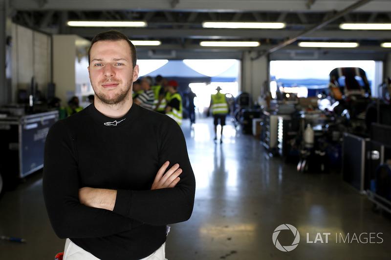 #8 Lambda Performance Ford GT Lambda: Daniel Keilwitz