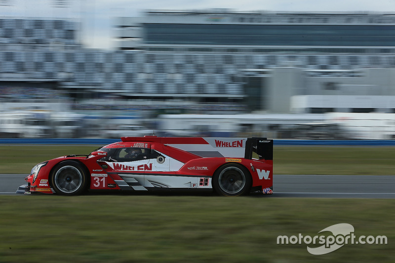 1º #31 Action Express Racing Cadillac: Felipe Nasr (DPi)