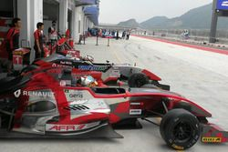 Charles Leong, dan Perdana Minang, Asia Racing Team