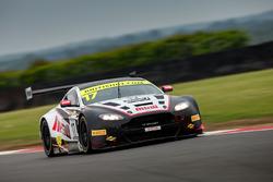#17 TF Sport - Aston Martin Vantage V12 GT3 - Derek Johnston, Marco Sorensenz