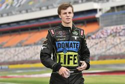 Joey Gase, SS Green Light Racing, Chevrolet Camaro Sparks