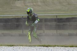 Pol Espargaro, Tech 3 Yamaha crash
