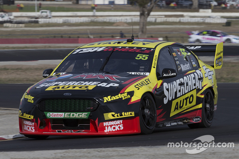 #55: Chaz Mostert (Prodrive/Nash-Ford)