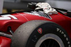 Перчатки Грэма Рейхола, Rahal Letterman Lanigan Racing Honda