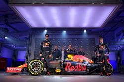 Nieuwe livery van de Red Bull Racing RB12 voor 2016