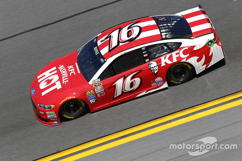 #16 Greg Biffle (Roush-Ford)