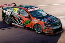 Warren Luff, Garth Tander, James Courtney, Jack Perkins, Holden Racing Team