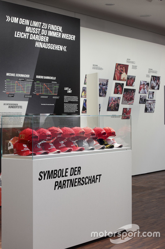 Michael Schumacher exhibitie
