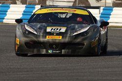 #101 Ferrari of Beverly Hills Ferrari 458: Darren Enenstein