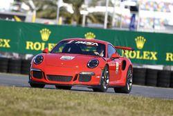 IMSA Porsche auto de seguridad