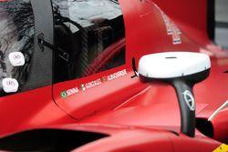 La Ligier RGR Sport by Morand LMP2 dans une rue de Paris