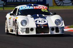 #65 Daytona Sportscar Coupe: Jamie Augustine, Ben Schoots, Dean Lillie