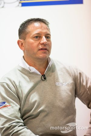 Dave Pericak, Director, Ford Performance