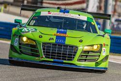 #45 Flying Lizard Motorsports Audi R8 LMS : Nic Jonsson, Pierre Kaffer, Christopher Haase, Tracy Krohn