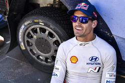 Dani Sordo, Hyundai Motorsport WRC