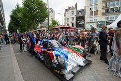 #39 Graff Racing Oreca 07 Gibson: James Allen, Franck Matelli, Richard Bradley