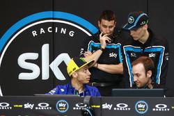 Валентино Россі та Стефано Манці, Sky Racing Team VR46