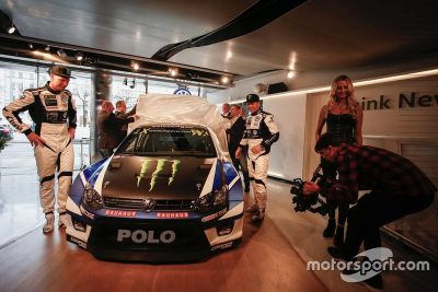 PSRX Volkswagen Sweden launch