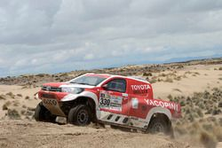 №330 Overdrive Racing Toyota: Алехандро-Мигель Якопини и Даниэль Мерло