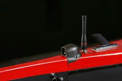 #8 Audi Sport Team Joest Audi R18 camera detail