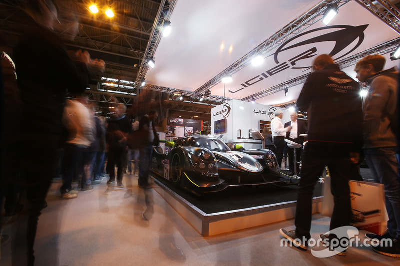 Stand de Ligier