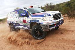 #332 Toyota: Akira Miura, Laurent Lichtleuchter