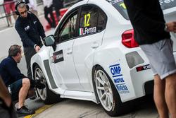 Luigi Ferrara, Subaru WRX TCR
