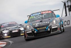 #14 IKAD Racing, Porsche 997 Cup: Peter Major, Jordan Love, Nicholas McBride
