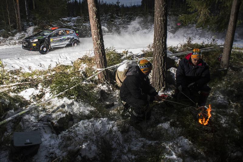 Лоренцо Бертелли и Симоне Скаттолин, Ford Fiesta RS WRC