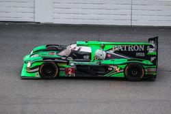 #2 Tequila Patrón ESM Nissan DPi: Scott Sharp, Ryan Dalziel, Luis Felipe Derani, Brendon Hartley