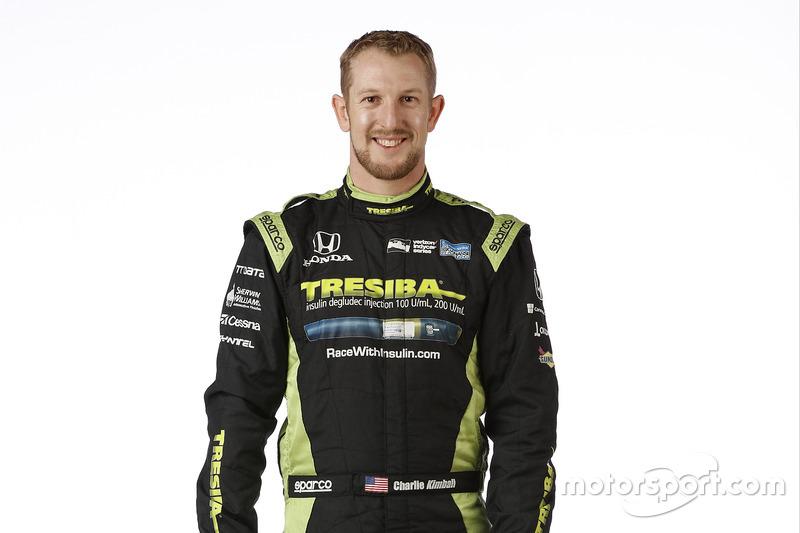 #83: Charlie Kimball, Chip Ganassi Racing, Honda