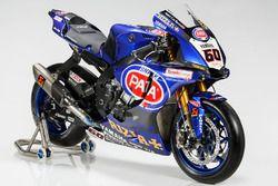 Motor van Michael van der Mark, Pata Yamaha Racing