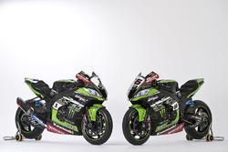 Bikes von Jonathan Rea und Tom Sykes, Kawasaki Racing, Ninja ZX-10RR