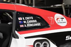 №23 Nissan Motorsport Nissan GT-R Nismo GT3