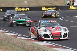 №51 AMAC Motorsport, Porsche GT3 R: Эндрю МакФерсон, Нил Мастон, Тим Майлс