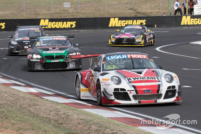31. #51 AMAC Motorsport, Porsche GT3 R