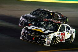 Ryan Newman, Richard Childress Racing Chevrolet, Cole Whitt, TriStar Motorsports Chevrolet