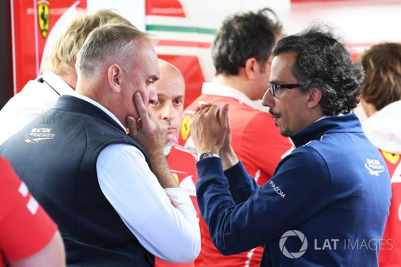 Laurent Mekies, Director de Seguridad de la FIA