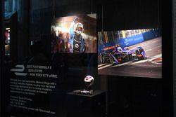 FIA Formula E reclame