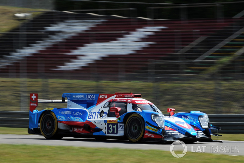 2. LMP2: #31 Vaillante Rebellion Racing, Oreca 07 Gibson