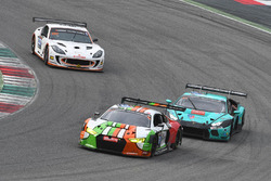 #33 Car Collection Motorsport, Audi R8 LMS: Dimitri Parhofer, Dirg Parhofer, Johannes Siegler, Kelvi