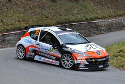 Luca Panzani, Federico Grilli, Peugeot 207 S200