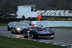 Трофей Сёртиза: Лори Беннетт, McLaren