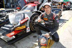 Il poleman Sébastien Buemi, Rebellion Racing